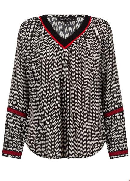 Tramontana Shirt / Top Multicolor I10-92-301