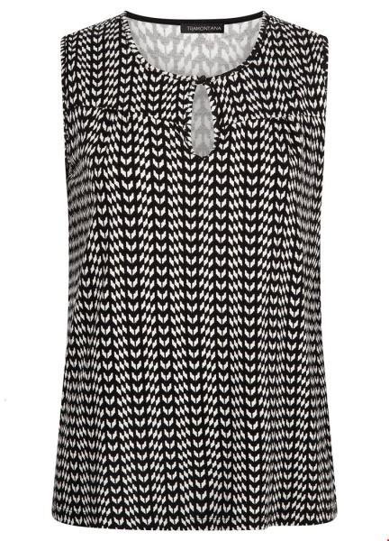 Tramontana Shirt / Top Multicolor D11-92-403