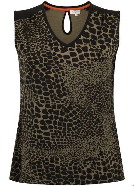 Tramontana Shirt / Top Multicolor D12-94-402