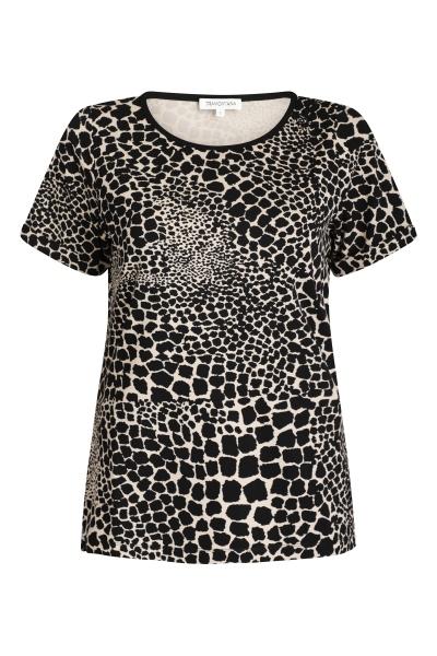 Tramontana Shirt / Top Multicolor D12-94-401
