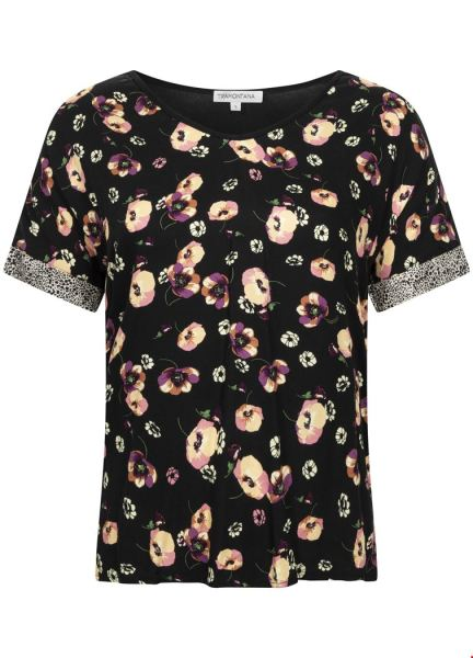 Tramontana Shirt / Top Multicolor E03-94-302