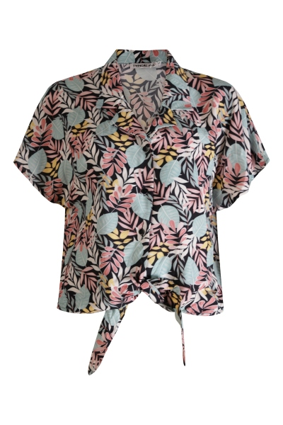 Typical Jill Blouse Multicolor Zoe