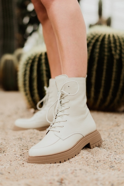 Shoecolate Veterboot Offwhite 8.11.08.774