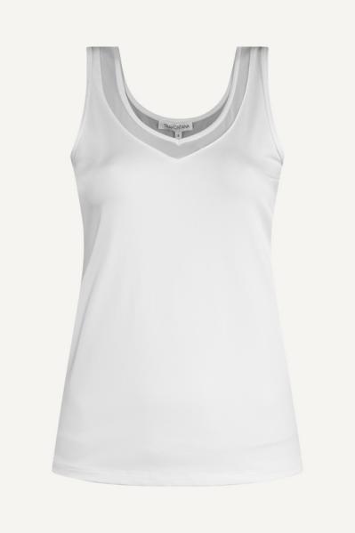 Tramontana Shirt / Top Offwhite PAM NOS