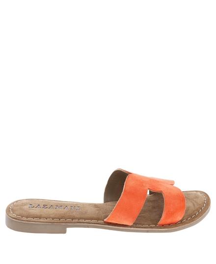 Lazamani Slipper Oranje 75747