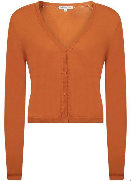 Tramontana Vest Oranje Y01-94-701