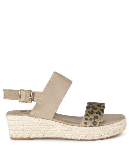 Lage wedge leopard army