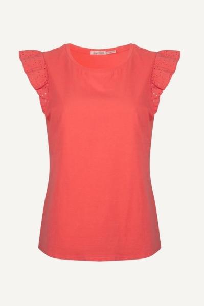 Esqualo Shirt / Top Rood HS21.30208