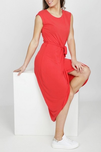 Object Jurk Rood Objnadia S/L dress