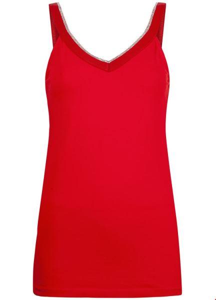 Tramontana Shirt / Top Rood D22-92-401