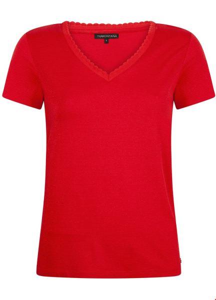 Tramontana Shirt / Top Rood D28-92-401