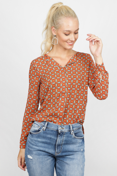 Vila Shirt / Top Rood 14049450