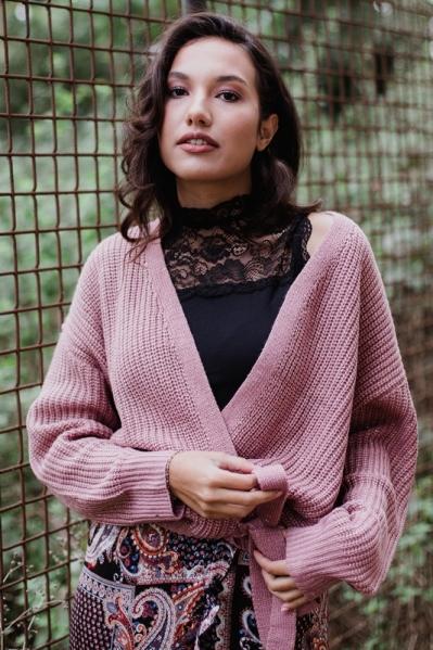 Femme9 Vest Roze Olivia