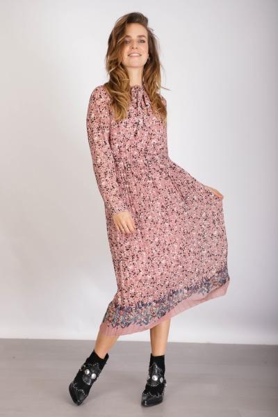 Le Ballon Maxi-jurken Roze 7197