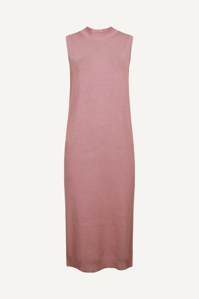 Your Essentials Midi-jurken Roze Sela