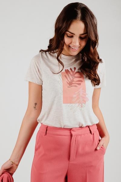 FanyaSZ T-shirt off white