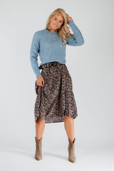 InkaSZ Skirt zwart