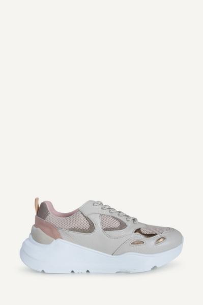 Gymp roze/koper beige