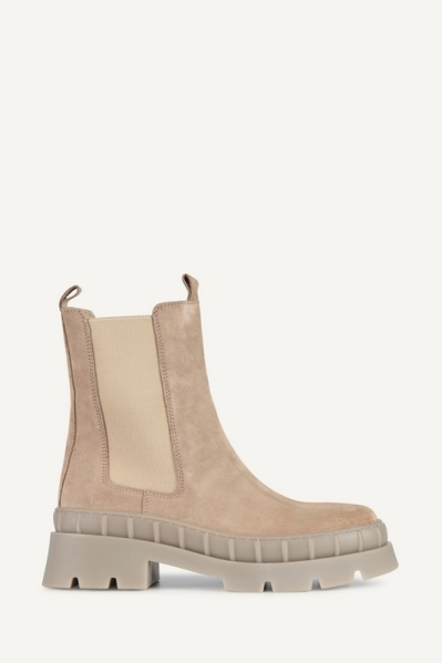 Poelman Chelsea boot Taupe R17765-N1226POE1
