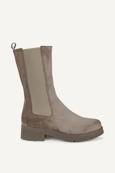Shoecolate Chelsea boot Taupe 8.20.08.366