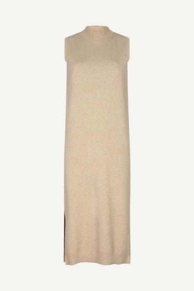 Your Essentials Midi-jurken Taupe Sela