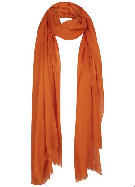 Scarf Solid oranje