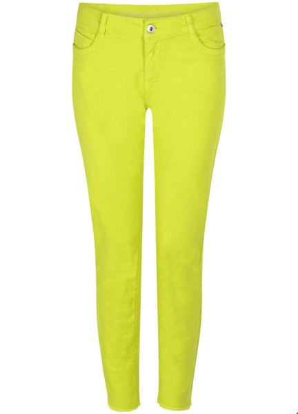 Trousers Neon lime