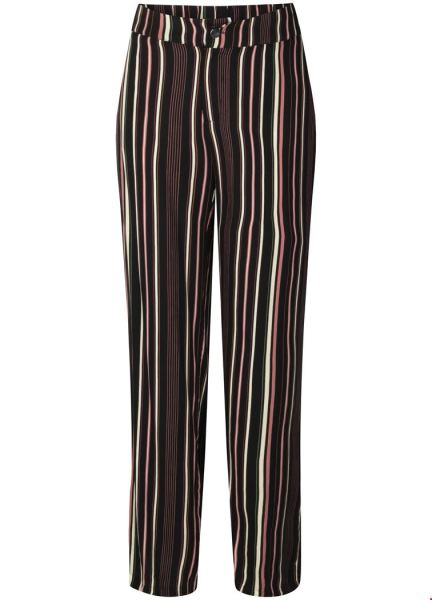 Trousers Palazzo Multi Stripe multi