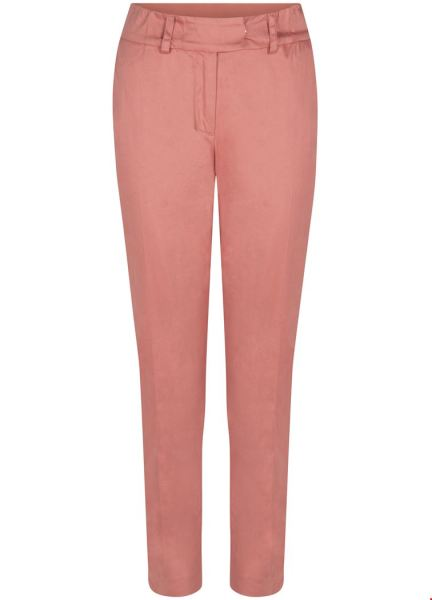 Trousers City Solid koraal