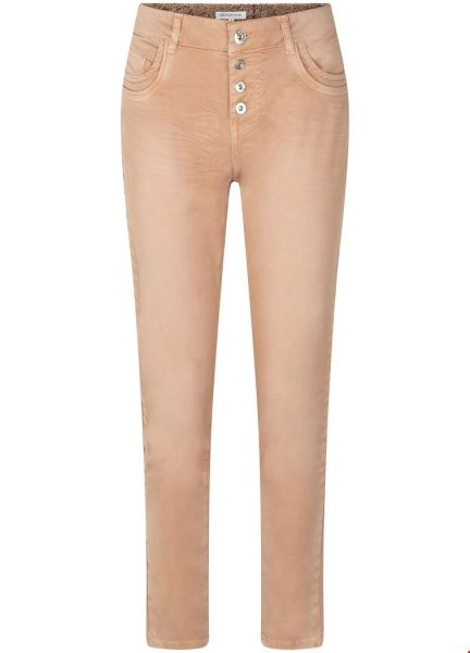 Trousers Tonal Embroidered rose