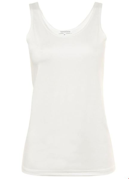 Basic Singlet Short off white
