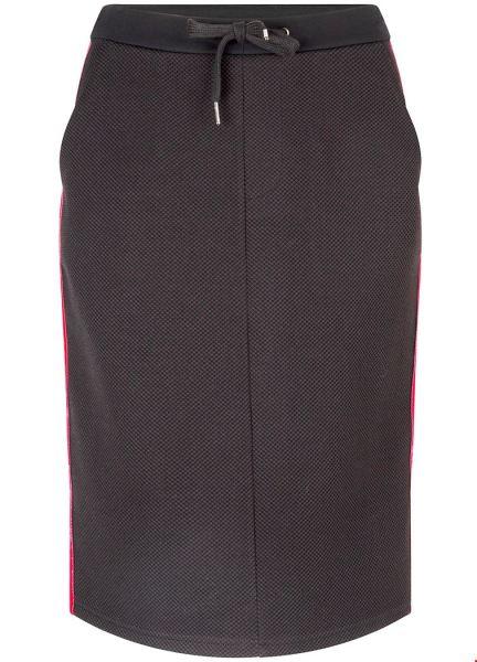 Skirt Structure zwart
