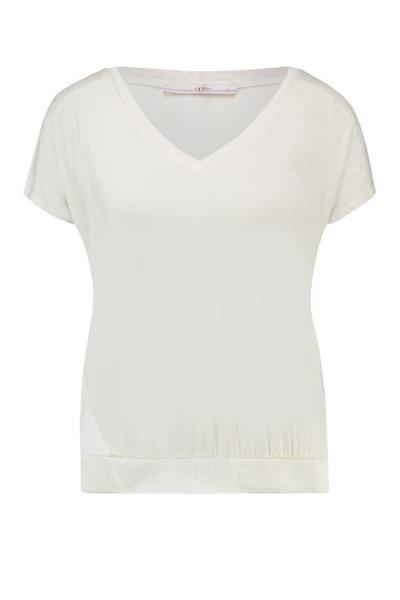 AAIKO Shirt / Top Wit JENA VIS 344
