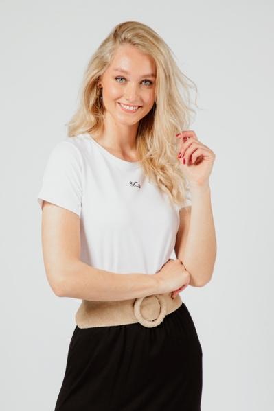 &Co Woman Shirt / Top Wit Logo T-Shirt