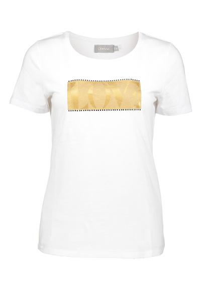 Geisha Shirt / Top Wit 02364-24
