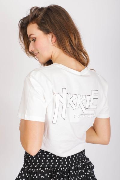 NIKKIE Shirt / Top Wit N 6-223 2002