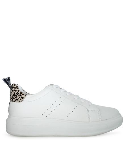 Poelman Sneaker Wit LPCAROCHA-02POE1