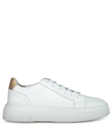 Poelman Sneaker Wit LPYORK-03POE
