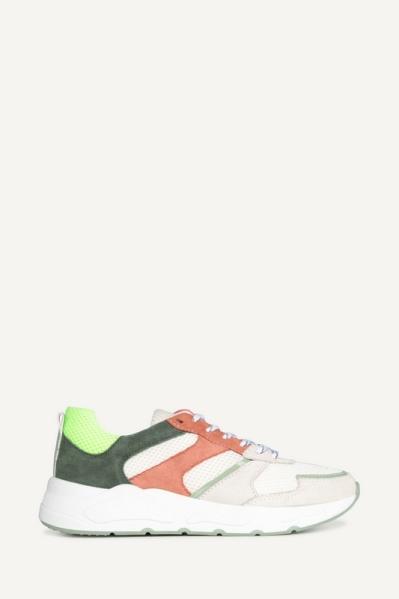 Poelman Sneaker Wit LP MINIO-01 POE