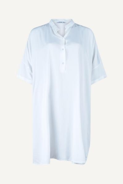 Typical Jill Midi-jurken Wit Joos