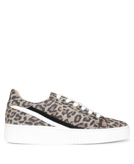 Animal print, streep  multi