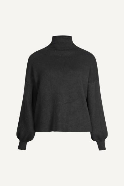 Ambika Shirt / Top Zwart Coll