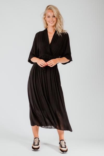 Ambika Maxi-jurk Zwart Jurk uni