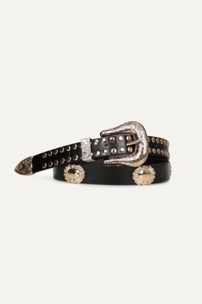 Ambika accessoire Zwart Goud