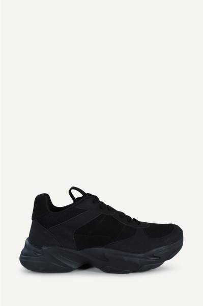 Bullboxer Sneaker Zwart 094001