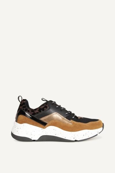 Bullboxer Sneaker Zwart 077003F5