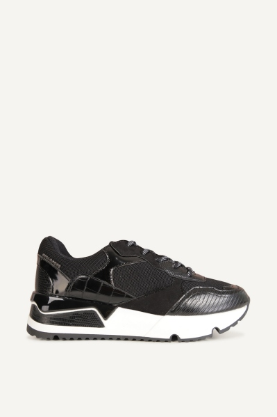 Bullboxer Sneaker Zwart 323000F5