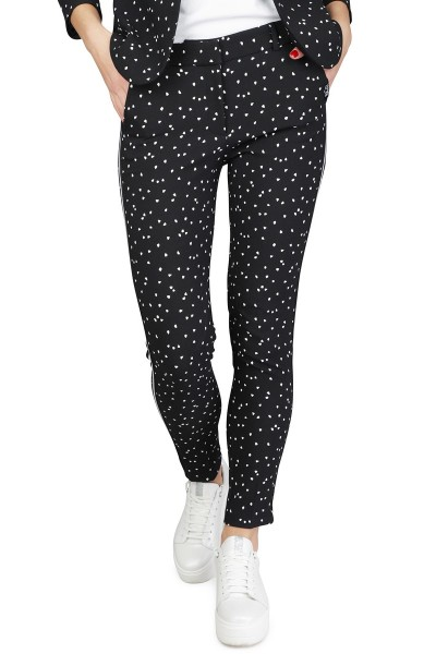 &Co Woman Broek Zwart Paris Pant