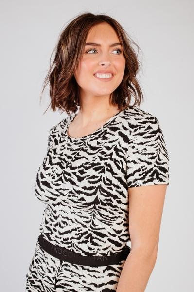 &Co Woman Shirt / Top Zwart Vere