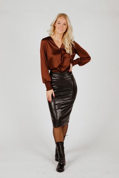 Femme9 Rok Zwart Evy